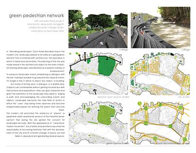 Green Pedestrian Network