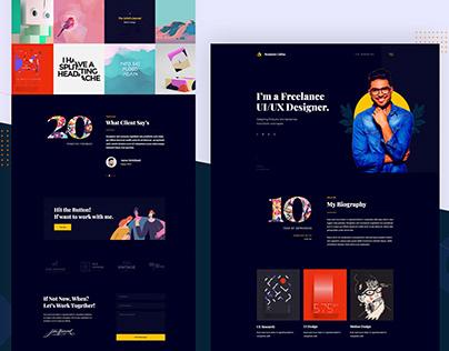 Benjamin Collins - UI/UX Designer Portfolio