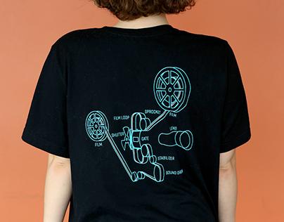 35 mm T-shirt Design