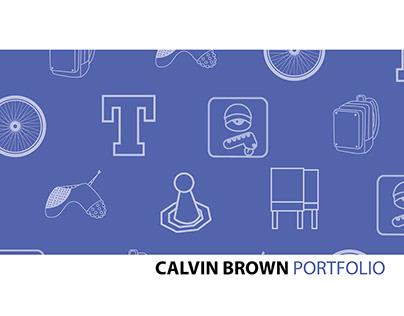 Calvin Brown Portfolio