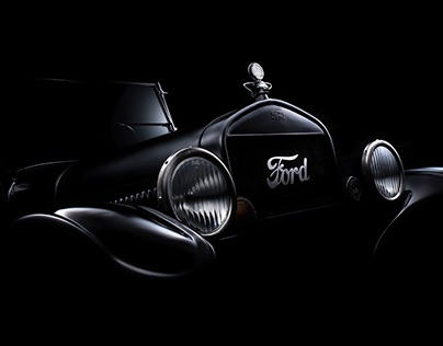 Ford Model T & A fine art photography