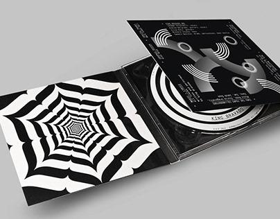 KING BRAVADO — Self titled album