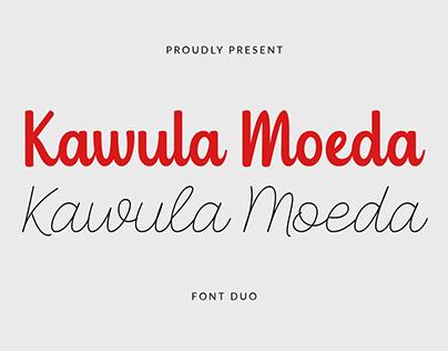 Kawula Moeda - Font Duo