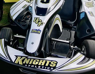 UCF Knights + I-Drive NASCAR