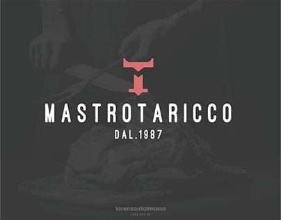 "LOGO DESIGN // ""Mastro Taricco"""