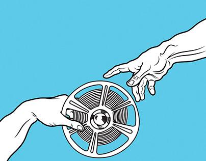 FESTIVAL DES FILMS DU MONDE 2012 poster contest