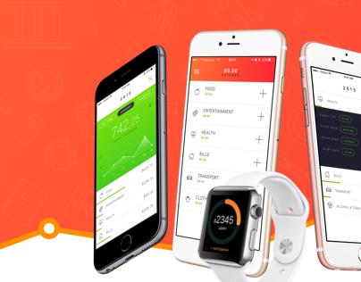 Blinq Personal Finance App