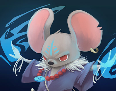 Witcher Mouse