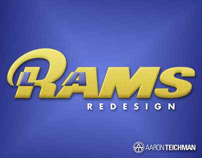 Los Angeles Rams Redesign