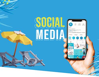 Social Media - Tradinos UG