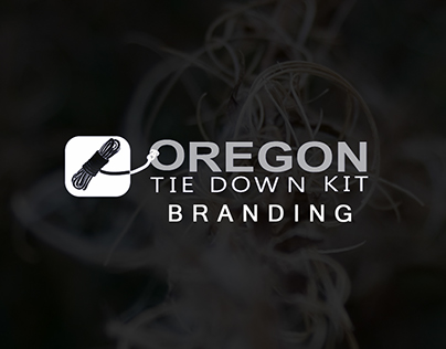 Oregon Tie Down Kit - Branding