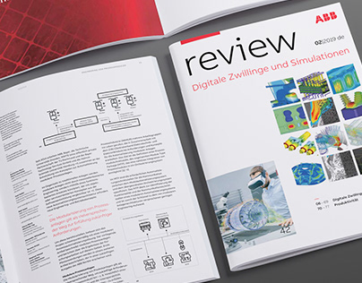 Corporate technical journal for ABB