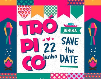 Trópico Junino (22/06/2019)