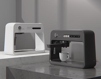 Espresso machine _CasaFé