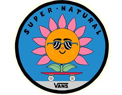 Vans - Patch Design
