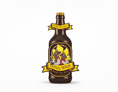 GRIMM TALE BEER ( BREWERY LABEL)