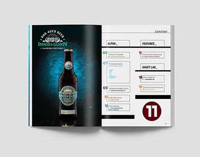 Layout design: WIRED Magazine