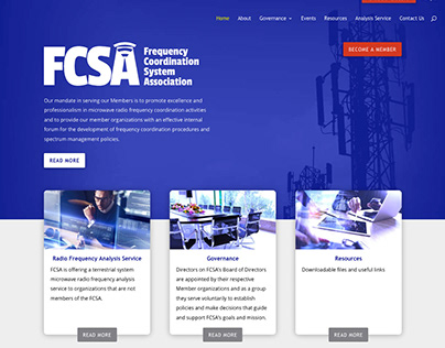 FCSA Website