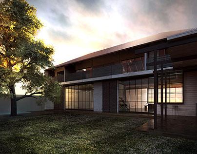 artist treehouse