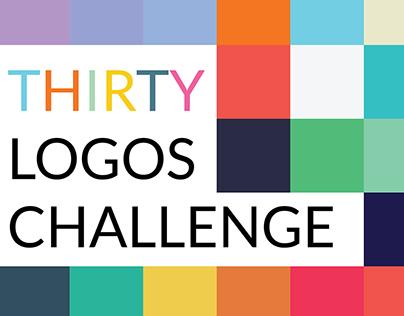 Thirty Logos Challenge