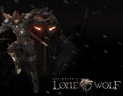 Joe Dever's Lonewolf act 04