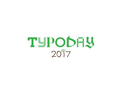 Logo Design for Typo Day 2017