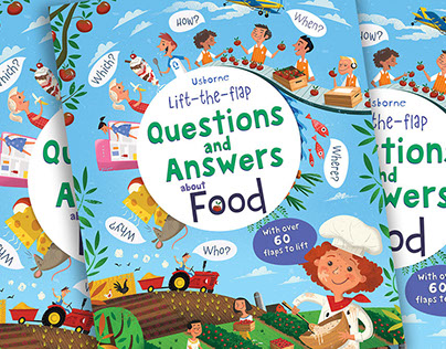 Questions & Answers about Food!