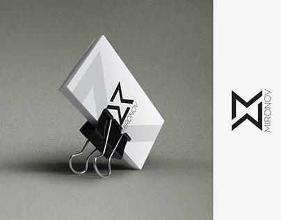 Logo for Mark Mironov