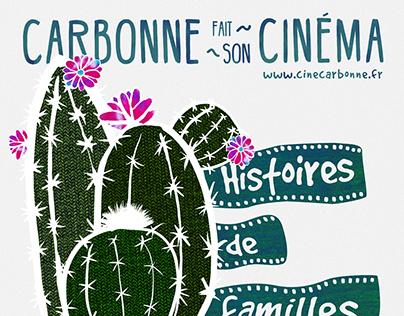 Cinema festival - Histoires de Familles