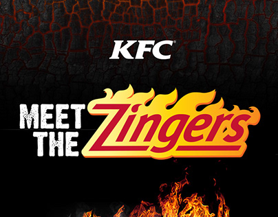 KFC Meet The Zingers
