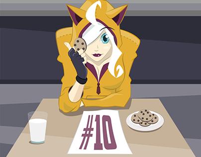 30 Day Illustration challange
