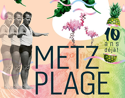 Metz Plage