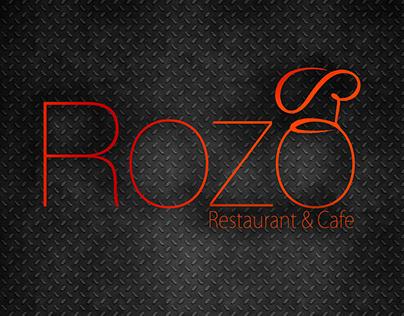 Rozo restaurant project in Borås