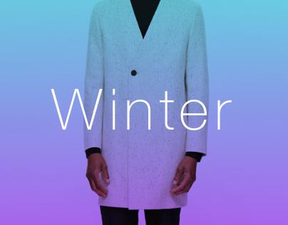 Fashion e-commerce site concept