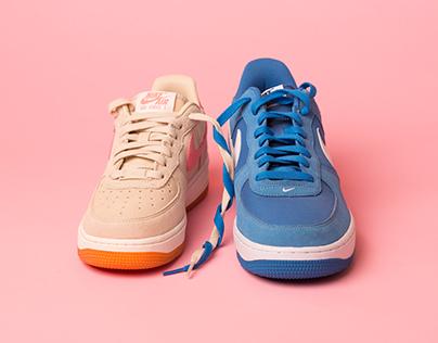 Nike together