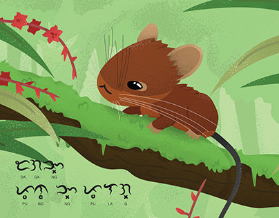 The Mt. Pulag Tree-mouse