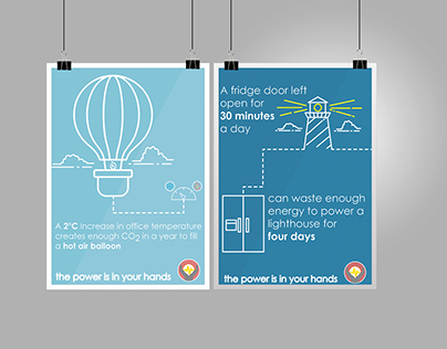 Energy Awareness Posters