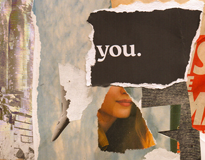 you. // Collage