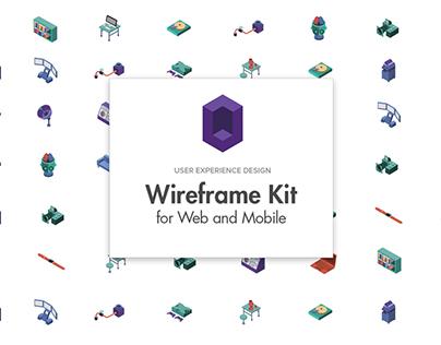 davinci project mobile wireframe - draft