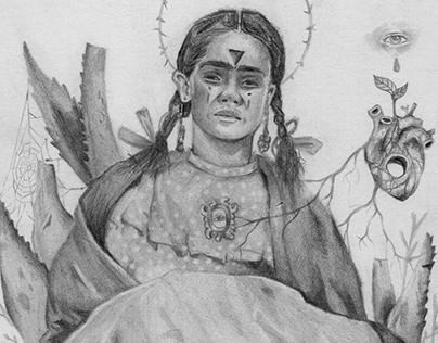 Te Amo Frida Kahlo