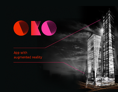 App Oko Augmented reality