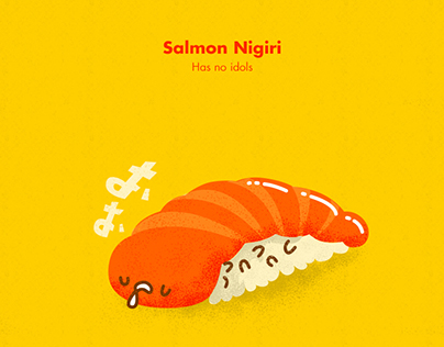 Dreams of sushi