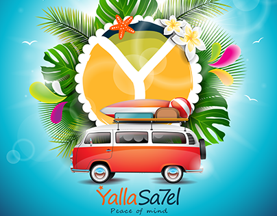 YallaSa7el Social Media Posts