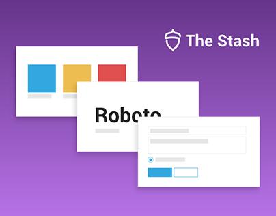 The Stash UI Library