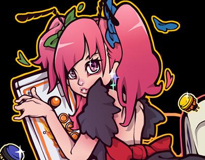 Arcade Girl