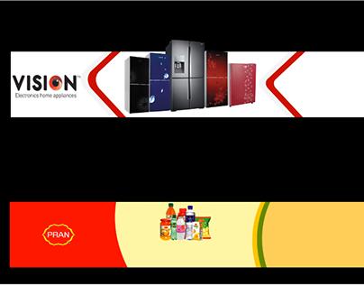 Pop Up Animation Banner Ads