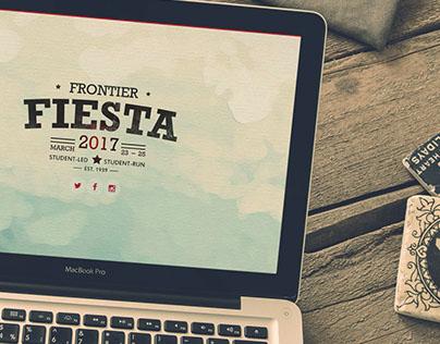 Website - Frontier Fiesta - University of Houston