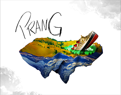 Prang - Ironic Destiny (CD Cover)
