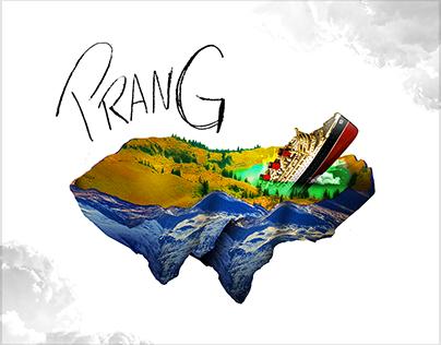 Prang - Ironic Destiny (CD Cover)
