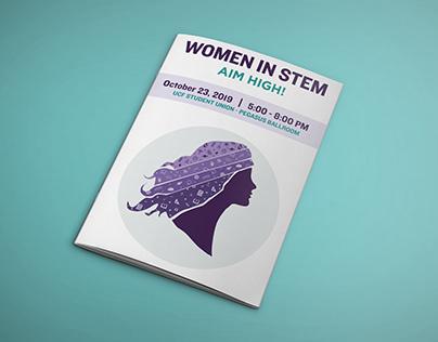 UCF Women in STEM Program Booklet